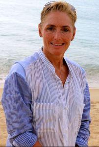 Arlette Godges Master Swimmer