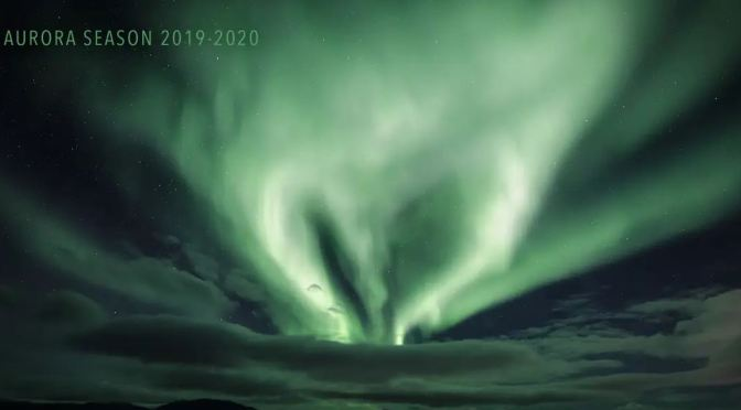 "New Timelapse Videos: ""Aurora Season- 4k"" In Finland By Timo Oksanen"