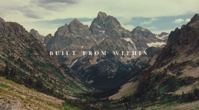 "Travel & Nature Videos: ""Built From Within"" In Wyoming Featuring Ansel Adams By Janssen Powers"