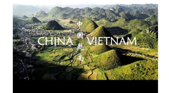 "New Aerial Travel Video: ""China & Vietnam"" In 4K"