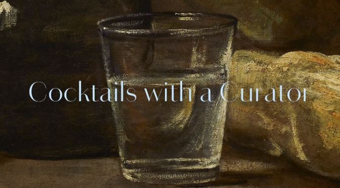 """Art: """"Cocktails With A Curator – Rembrandt's 'Polish Rider' """" (The Frick)"""