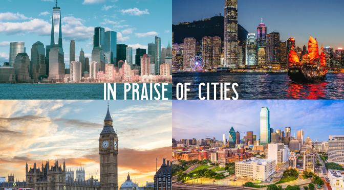 """City Praise: """"London, Hong Kong, Toronto, Milan & Rio de Janeiro"""" (Podcast)"""