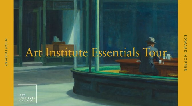 "Art Insider: Edward Hopper's ""Nighthawks"" – Art Institute Of Chicago"