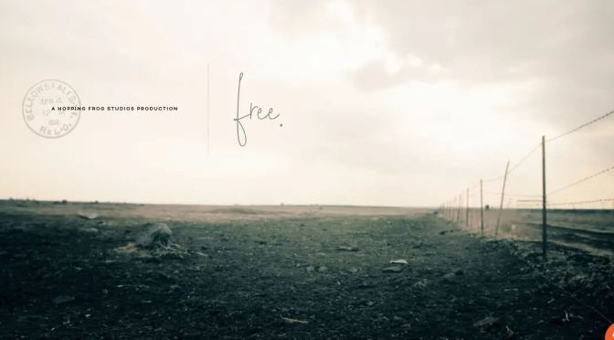 """Poetic Short Films: """"Free."""" Written And Performed By Stacy Barton (2020)"""