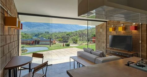 Gustavo and Penna Architecture Interior Brazil