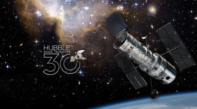 Astronomy: Hubble Space Telescope Celebrates 30th Anniversary April 24