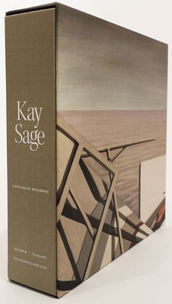 Kay Sage Catalogue Raisonn book.