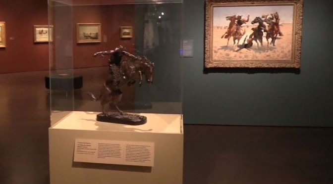 """Virtual Tour: """"Natural Forces – Winslow Homer And Frederic Remington"""""""