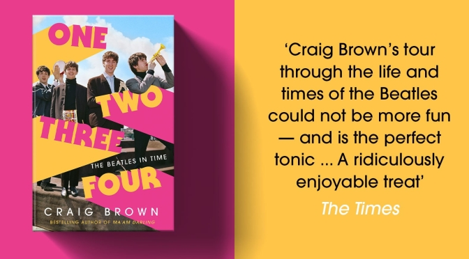 "Podcast Interviews: Craig Brown, Author Of ""One Two Three Four – The Beatles In Time"" (Monocle)"