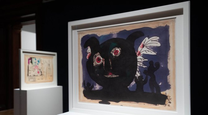 """Art: Virtual Exhibition Tour Of """"Picasso And Paper"""" (Royal Academy)"""
