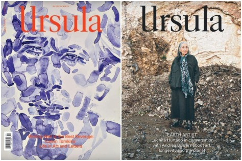"""Art Magazine """"Ursula"""" Covers from Hauser and Wirth"""