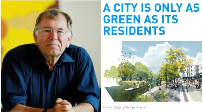 Interviews: 83-Year Old Danish Urban Designer Jan Gehl (Monocle 24)