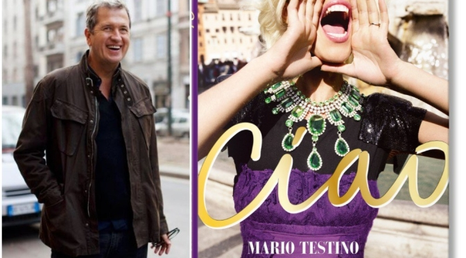 "New Photography Books: ""Ciao"" In Italy By Mario Testino (May 2020)"