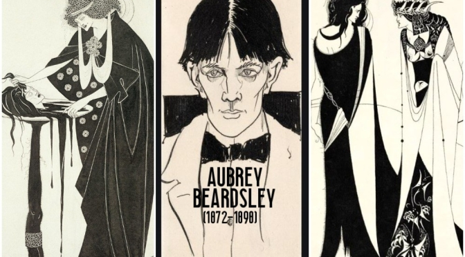 Exhibition Tour: British Illustrator Aubrey Beardsley (Tate Britain)