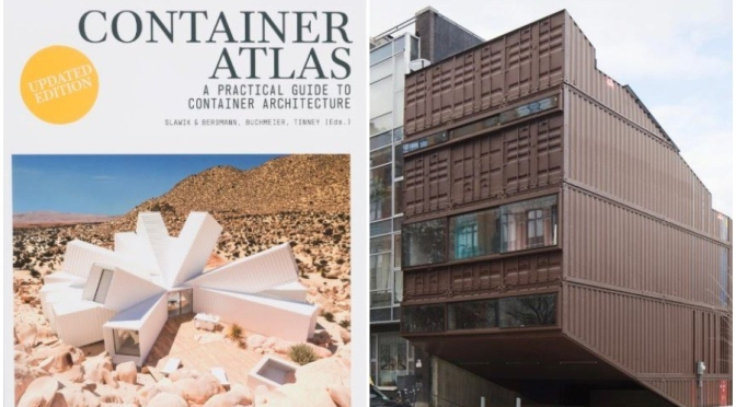 "Housing: ""Container Atlas – A Practical Guide To Container Architecture"""