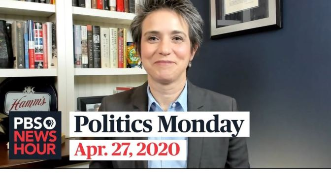 Politics Monday: Amy Walter And Tamara Keith On Coronavirus Task Force, 2020 Election (PBS)