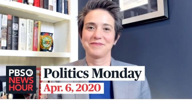 Politics Monday: Tamara Keith And Amy Walter On Latest In Washington (PBS)