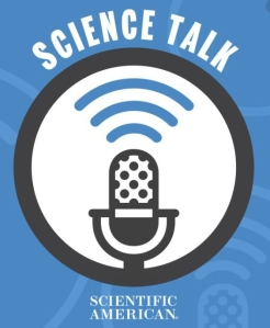 Science Talk logo
