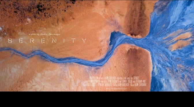 "New Aerial Travel Videos: ""Serenity"" Above Europe By Vadim Sherbakov (2020)"