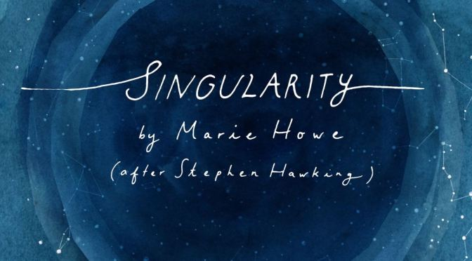 """Poetry And Animation: """"Singularity"""" Featuring Poem By Marie Howe (2020)"""