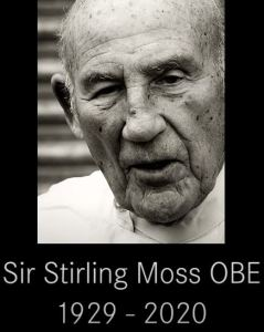 Sir Stirlin Moss