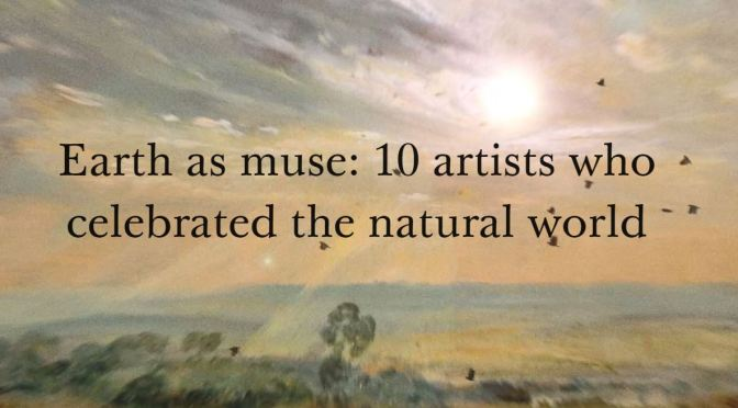 """Natural World Art: """"Ten Artists Who Celebrated Nature"""" (Christie's)"""