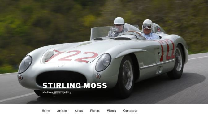 Video Tributes: British Race Driving Legend Sir Stirling Moss (1929-2020)