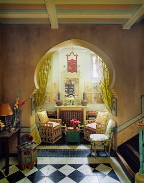 Tangier Home Interior - Architectural Digest
