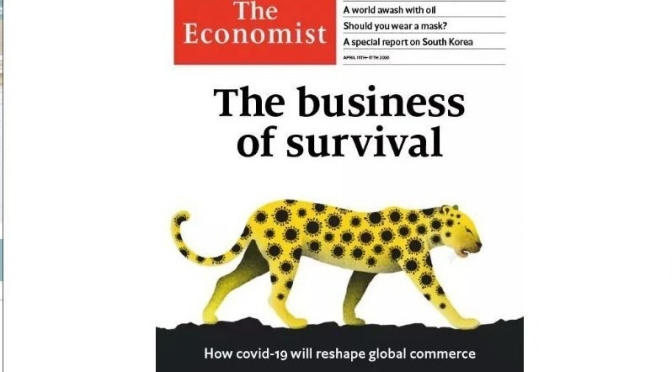 Post-Pandemic: Reopening Companies Into The New Reality (The Economist)