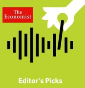 The Economist Editors Picks Podcast logo