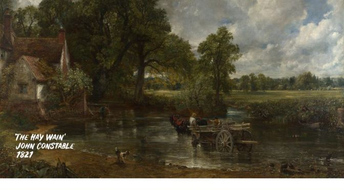 "The Art Of The Curator : ""A Day In The Countryside"" (National Gallery Video)"