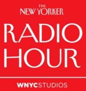 The New Yorker Radio Hour logo