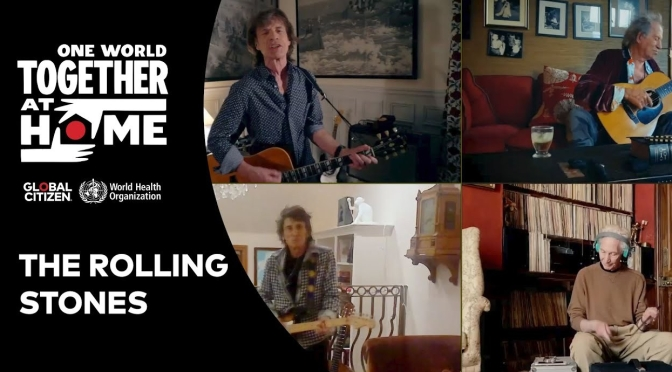 "Lockdown: The Rolling Stones – ""You Can't Always Get What You Want"" (2020)"