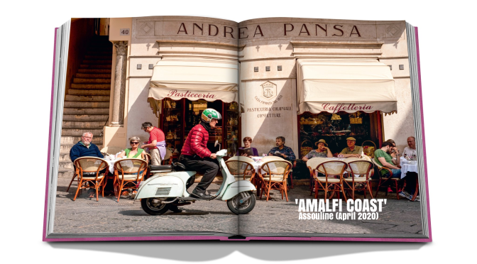 "Travel & Photography: ""Amalfi Coast"" – ""Pinnacle Of The Italian Dream"" (Assouline, April 2020)"