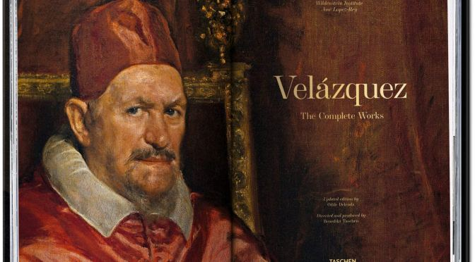 "Art Books: ""Velázquez – The Complete Works"""