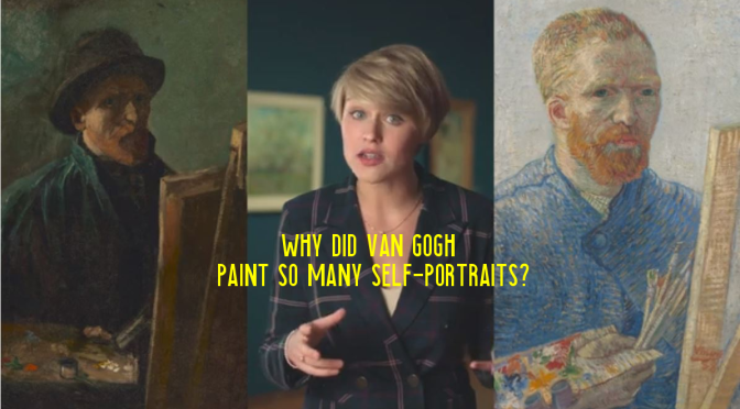 """Art Insider: """"Why Did Vincent Van Gogh Paint So Many Self-Portraits?"""""""