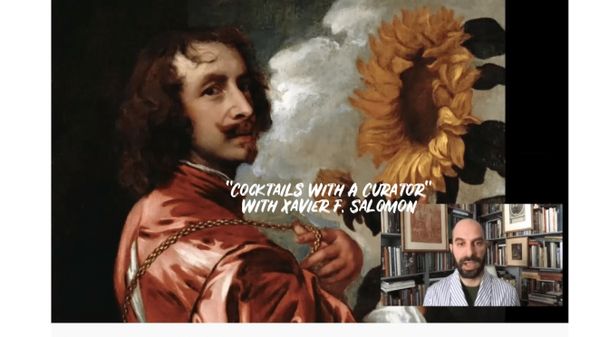 """Art History: """"Cocktails With A Curator – Van Dyck"""" (The Frick Collection)"""
