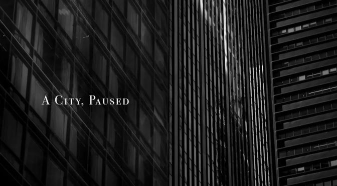 "New Travel Videos: ""A City, Paused"" In New York City By Soren Nielsen And Taylor Antisdel (2020)"