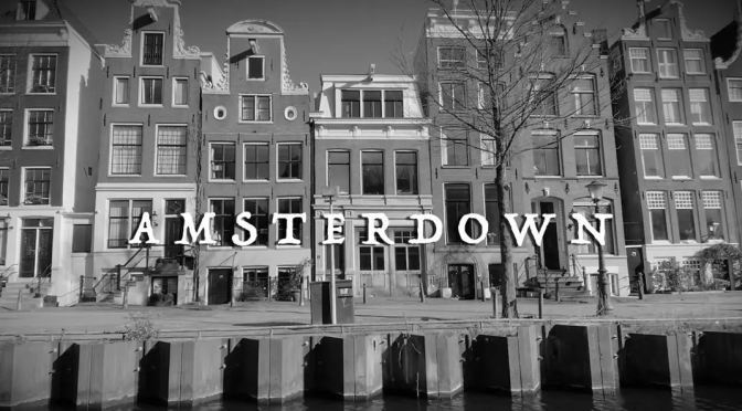 "Travel Film: ""Amsterdown"" – A Portrait Of  Amsterdam During Quarantine By Quentin van den Bossche"