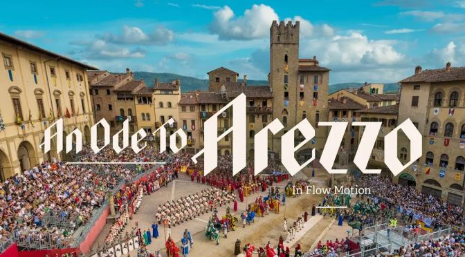 "Top New Travel Videos: ""An Ode To Arezzo"" In Italy By Rob Whitworth (2020)"