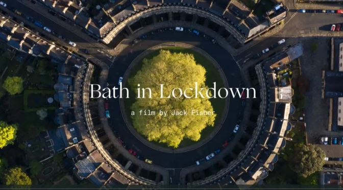 "Top Travel Videos: ""Bath In Lockdown"" By Jack Fisher"