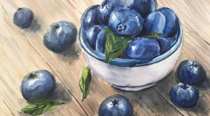 Brain Health Studies: Blueberries, Flavonoid-Rich Foods Lower Risks Of Alzheimer's And Dementia