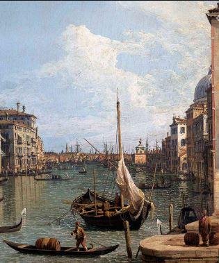 Cythia Zarin Two Cities Venice