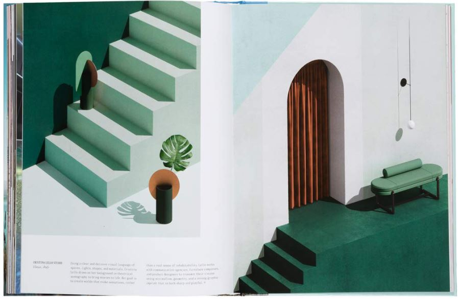 DREAMSCAPES & ARTIFICIAL ARCHITECTURE IMAGINED INTERIOR DESIGN IN DIGITAL ART - Gestalten - June 2020