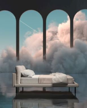 DREAMSCAPES & ARTIFICIAL ARCHITECTURE IMAGINED INTERIOR DESIGN IN DIGITAL ART - Gestalten - June 2020