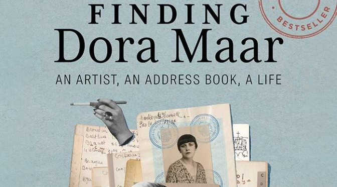 "New Art History Books: ""Finding Dora Maar – An Artist, An Address Book, A Life"" – Brigitte Benkemoun"