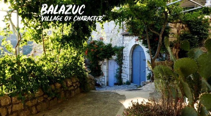 "Top New Travel Videos: ""Balazuc – Village Of Character"" In France"