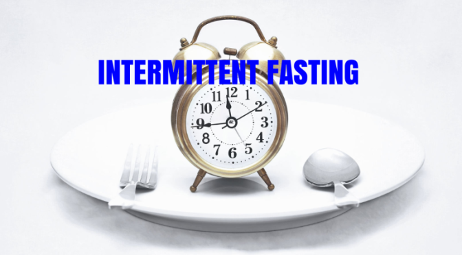 "Health: The Benefits Of ""Intermittent Fasting"" For People In High-Stress Jobs"