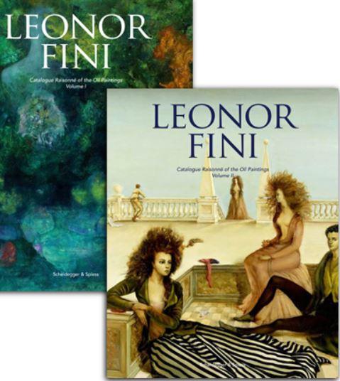 Leonor Fini - Catalogue Raisonné of the Oil Paintings 2020