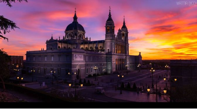 "Timelapse Travel Videos: ""Madrid 8K"" Directed By Mattia Bicchi (2020)"